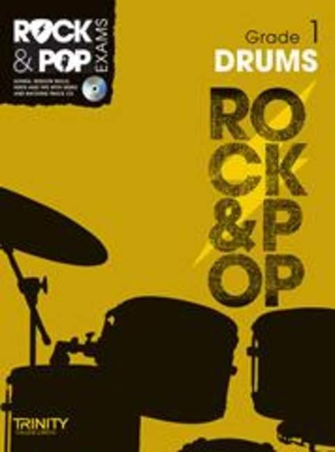 Trinity College Rock & Pop drums exams image